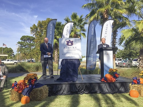 New Campus in Gulf Shores for Auburn