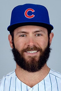 Cubs pitcher Jake Arieta