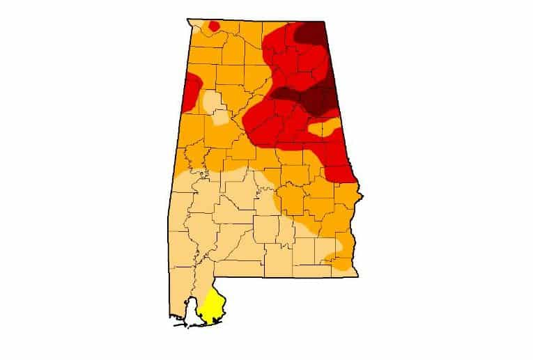 7 Tweets about the #AlabamaDrought