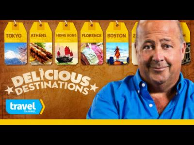 Travel Channel's Delicious Destinations features Bham cuisine
