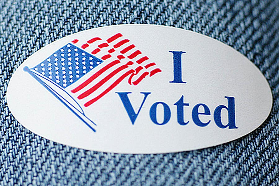 Voter guide to 2018 Election Day, including discount rides to the polls by Uber and Lyft