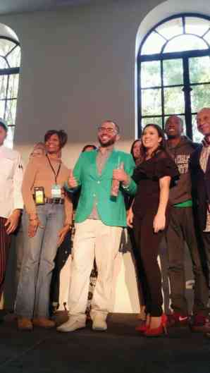 Winners of REV Birmingham's The Big Pitch