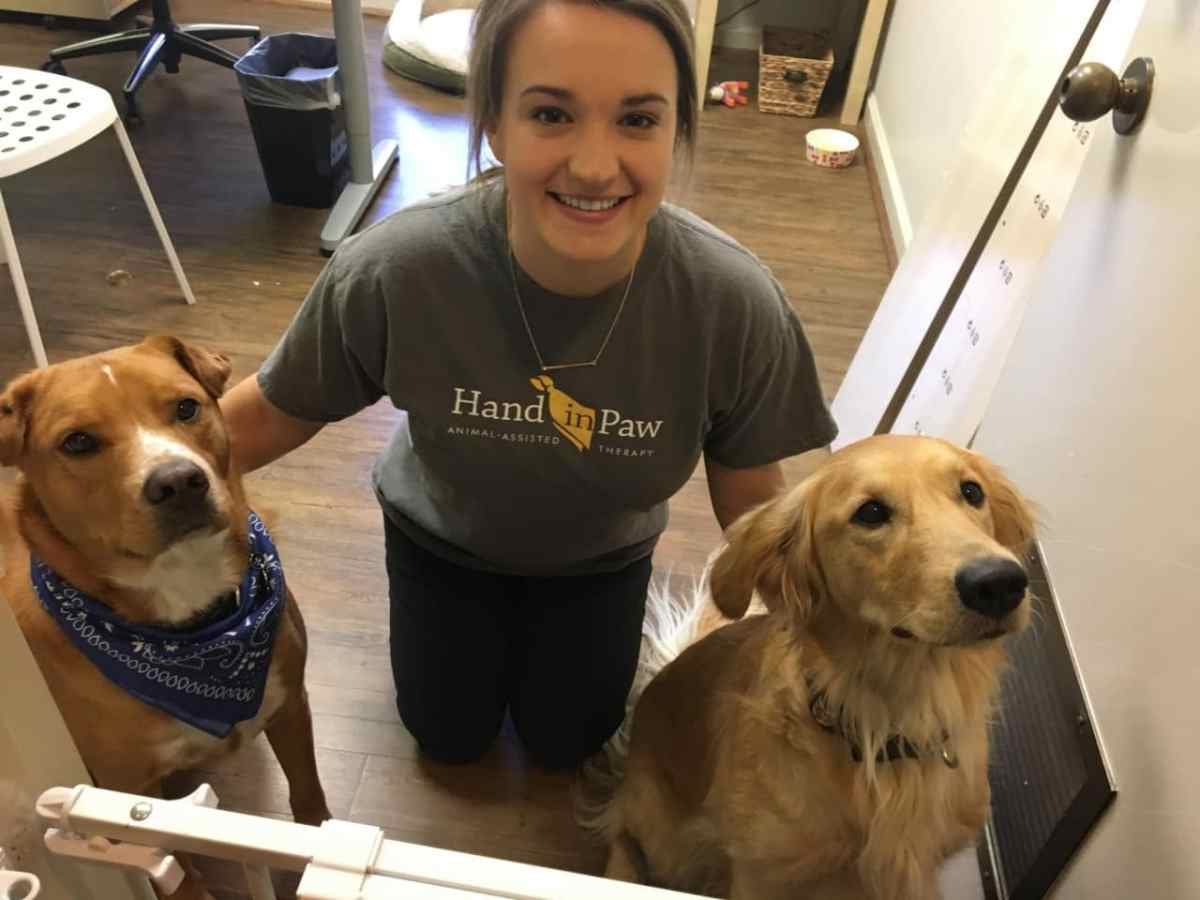 Bham Now Facebook Live interview at Hand in Paw this morning – 10:15am