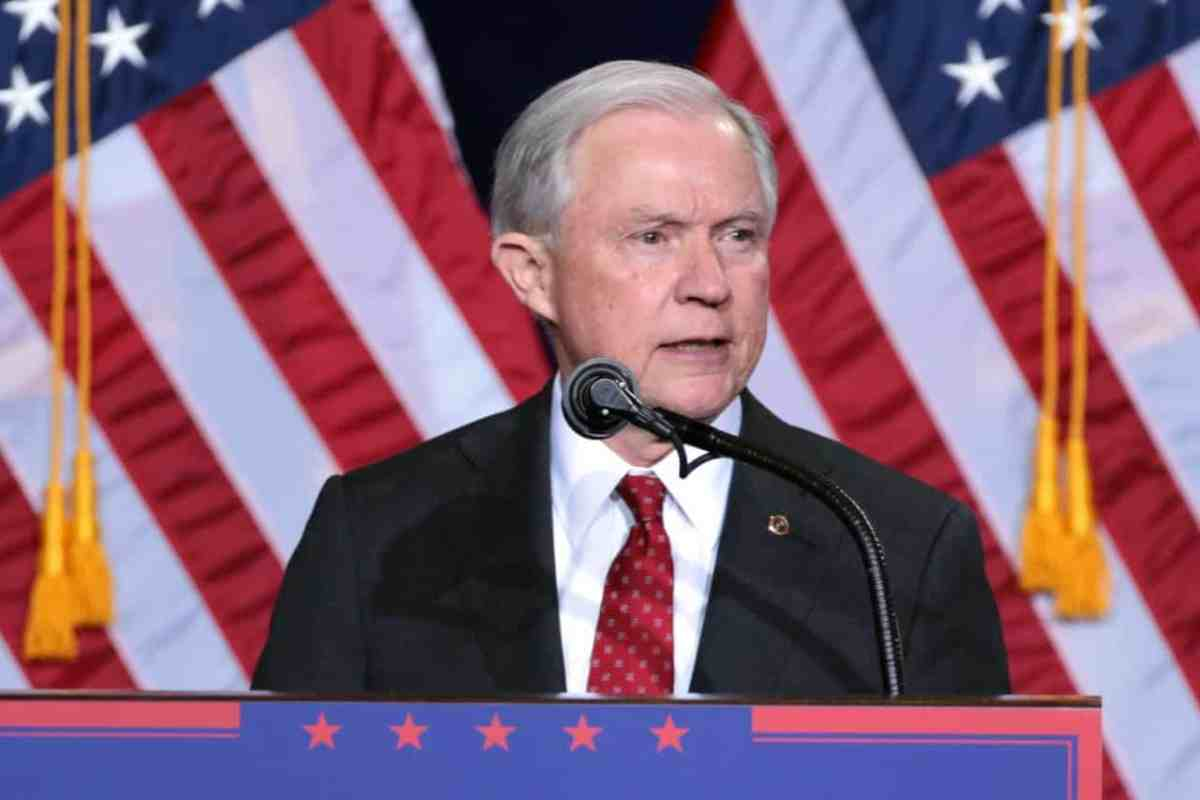 Trump picks Sessions for AG – who will replace him?