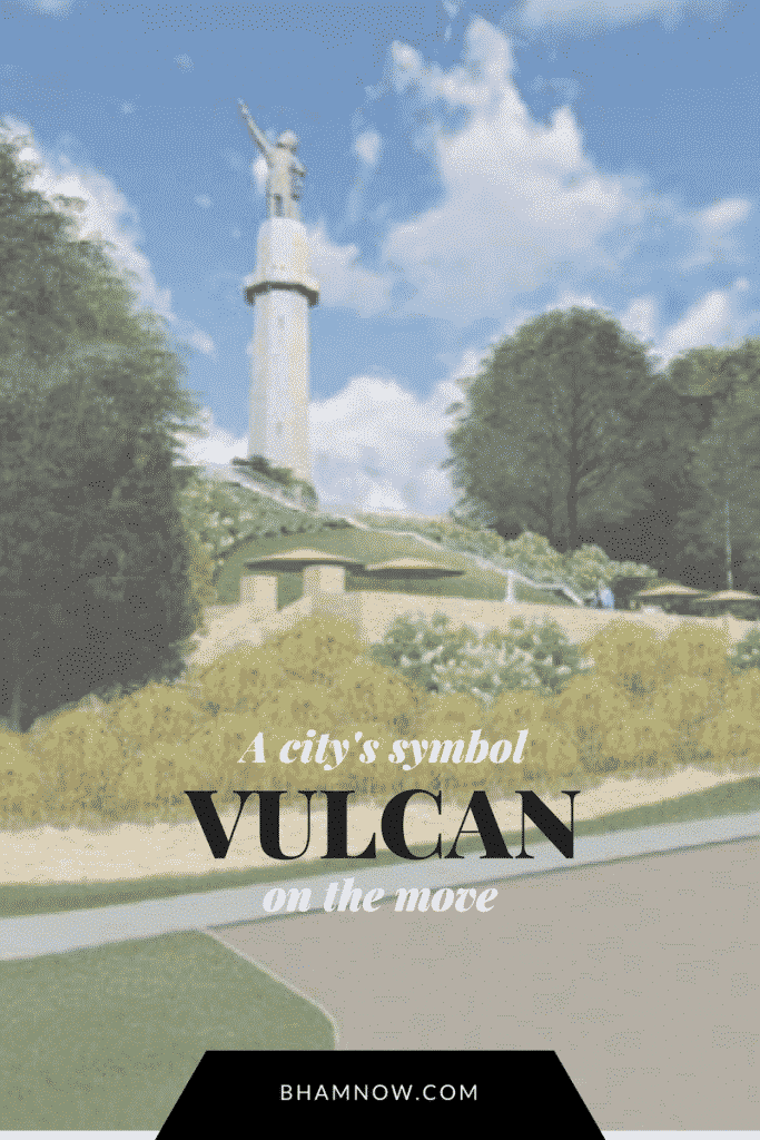 Walking paths, light shows coming to Vulcan Park