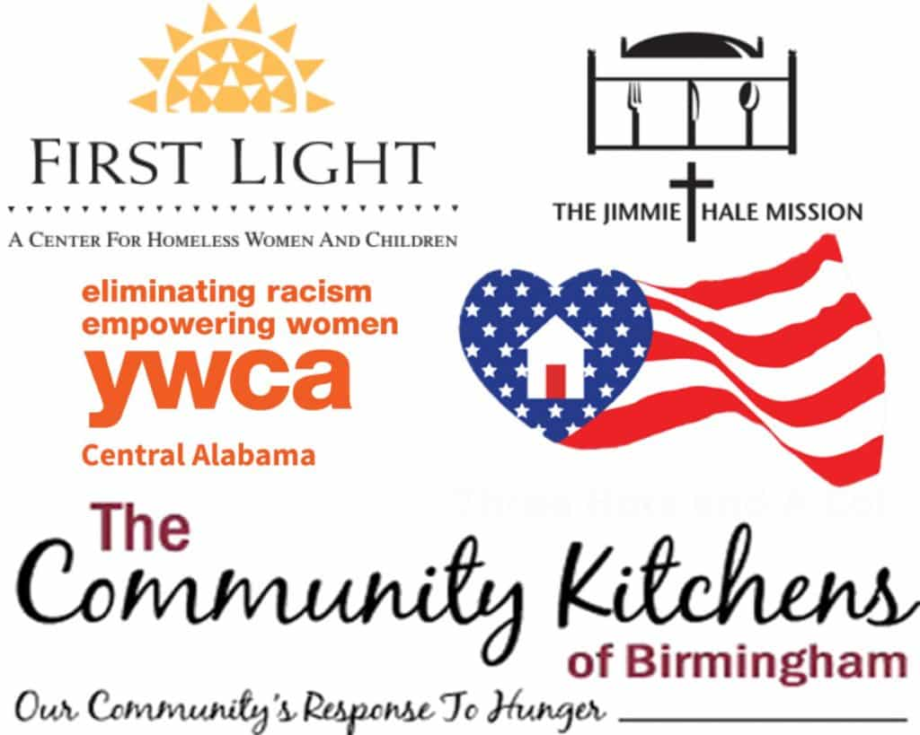 5 Bham Places to Give Back this Holiday Season