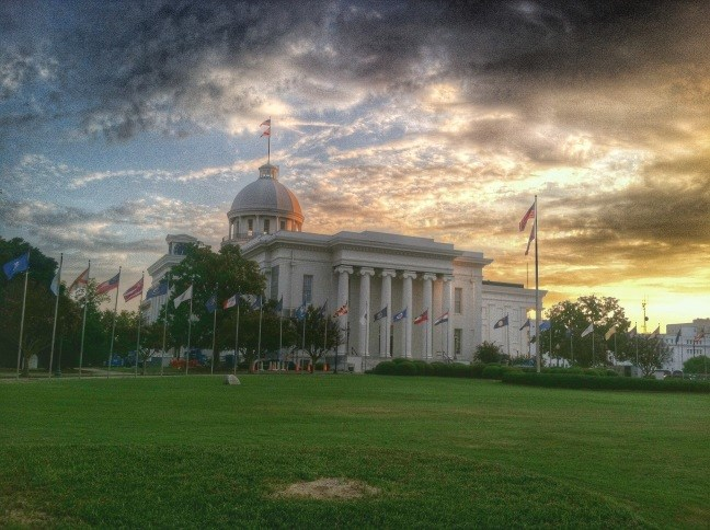 "Happy 197th Birthday Alabama! ""… where our future and aspirations are bright like a sunrise."""