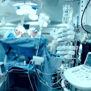 General medical and surgical hospitals