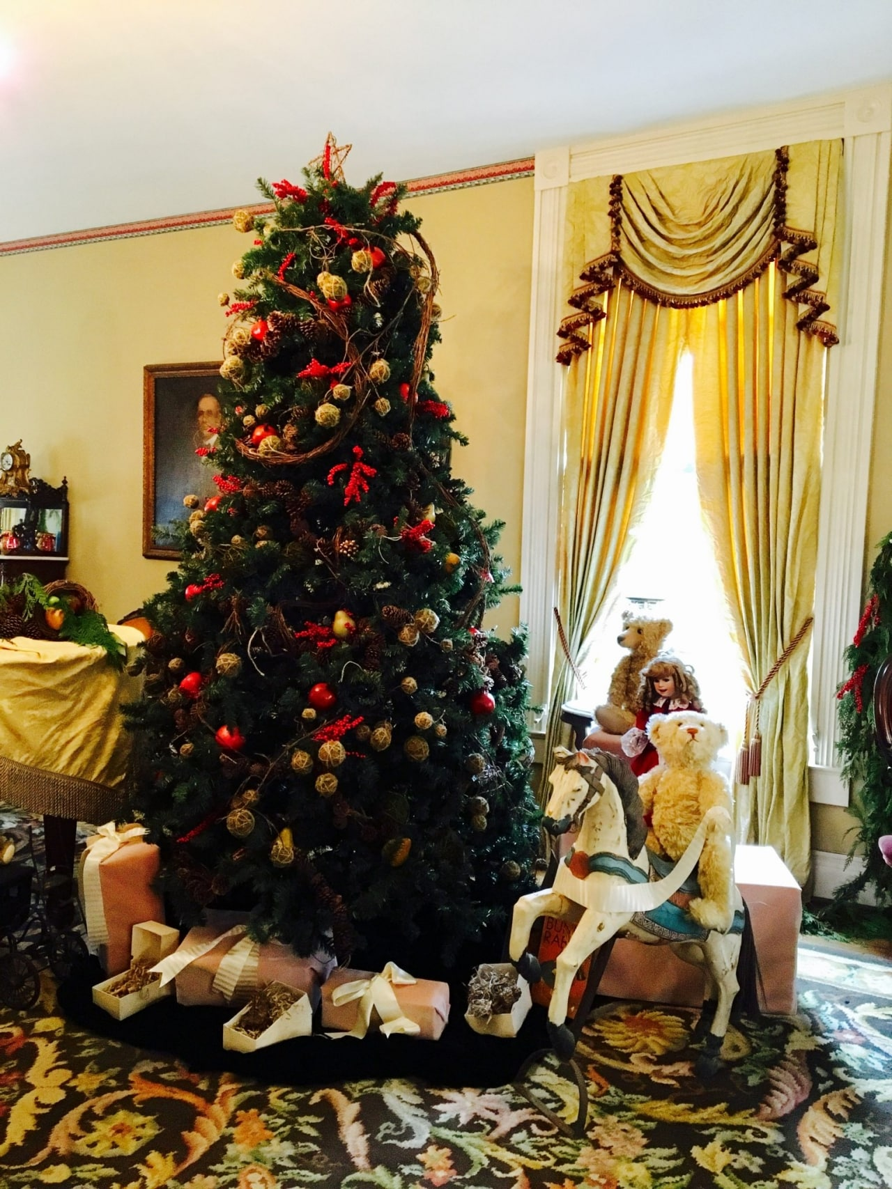 Arlington Christmas Weekend 2020 Birmingham Al Christmas at Arlington Antebellum Home and Gardens (slideshow