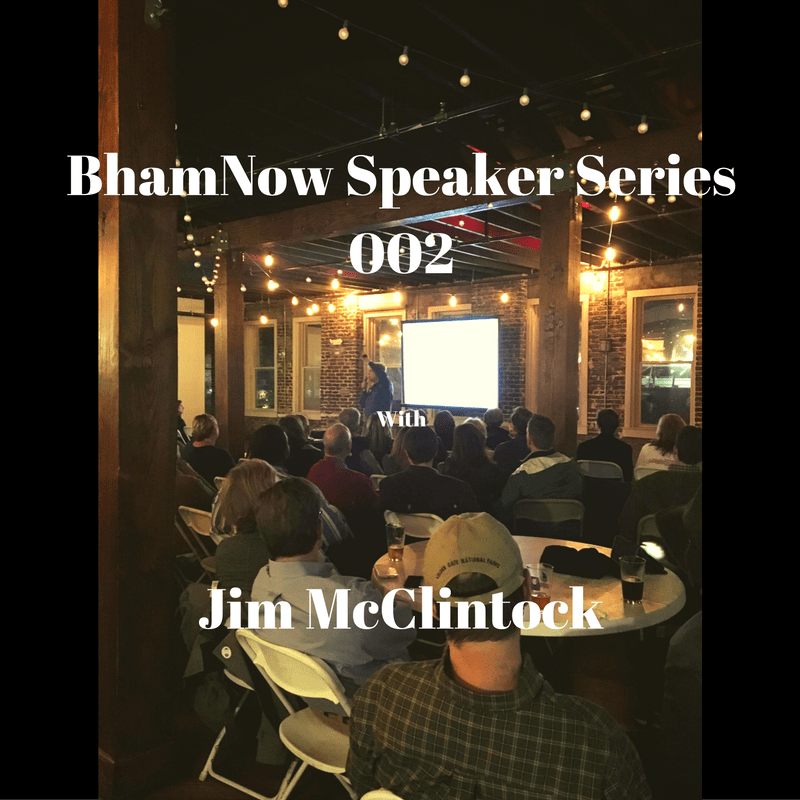 Birmingham Now Speaker Series