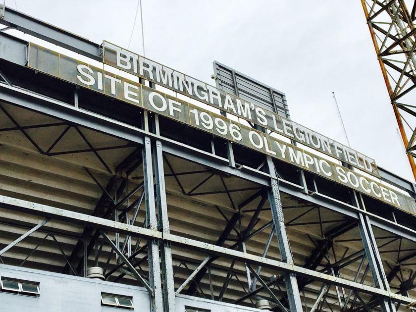 Legion Field Birmingham