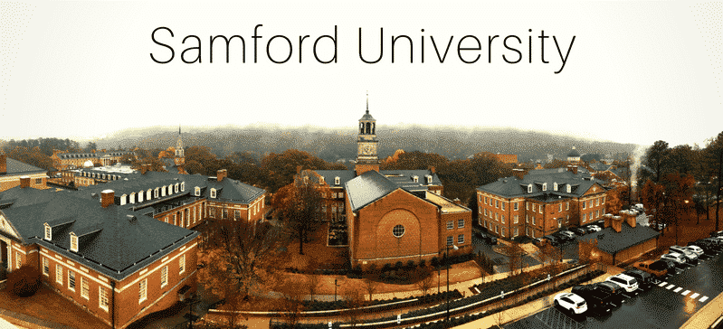 Samford University – 175 Years of Excellence