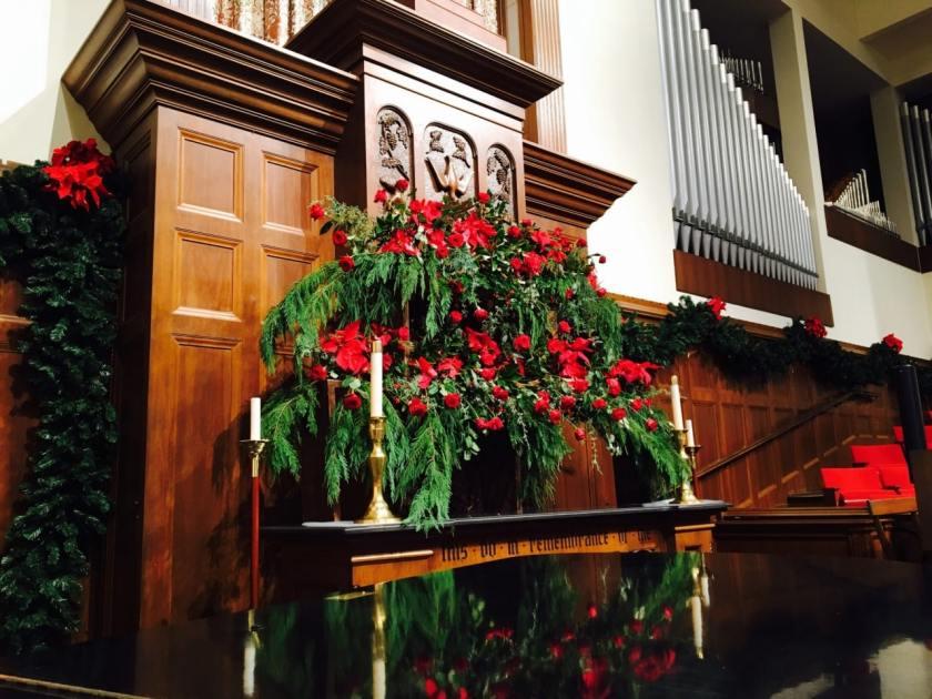 Trinity United Methodist Church in Homewood