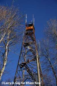Ruffner Lookout Fire Tower