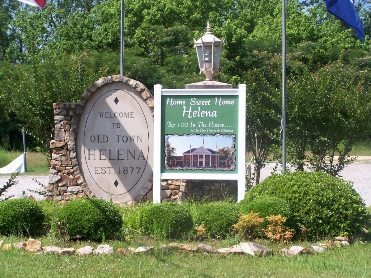 Alabama Mysteries: HuhLEENah