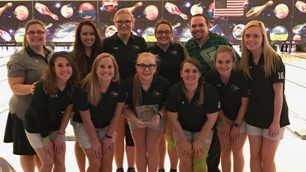 UAB Bowlers Competing for Team USA