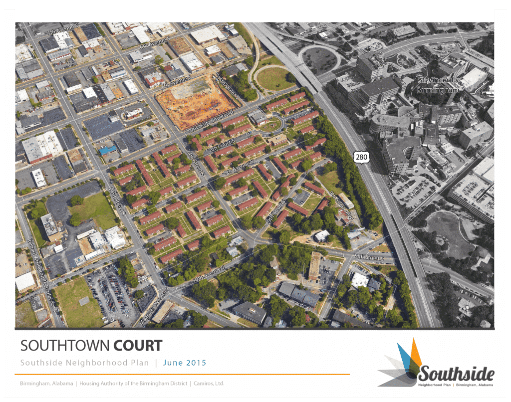 Developers Selected for Southtown Court Overhaul