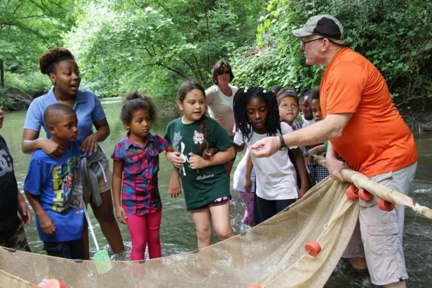 Birmingham, Cahaba River Society