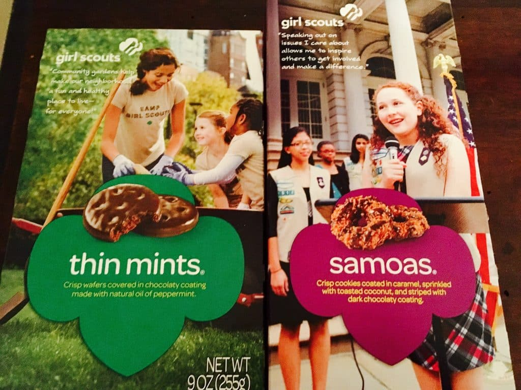 "Need Girl Scout Cookies?  ""Find Cookies Here"""