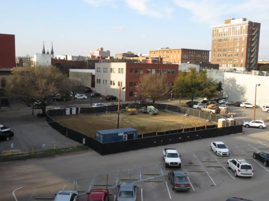 Ground Breaks on Morris Avenue's Newest Development