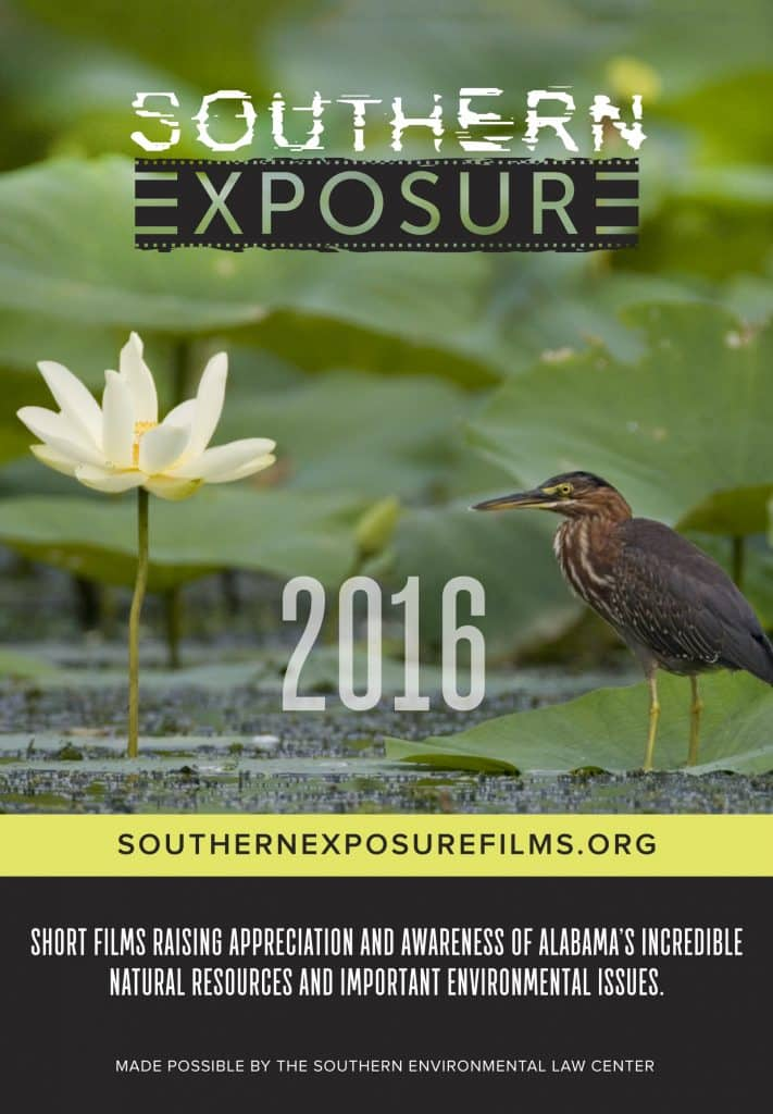 Libraries and conservation groups join forces to promote the Southern Exposure film series