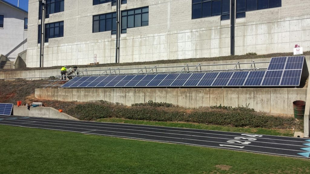 "Birmingham's first ""solar powered school"" – The Altamont School"