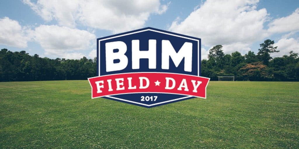 Channel your inner youth at Birmingham Field Day