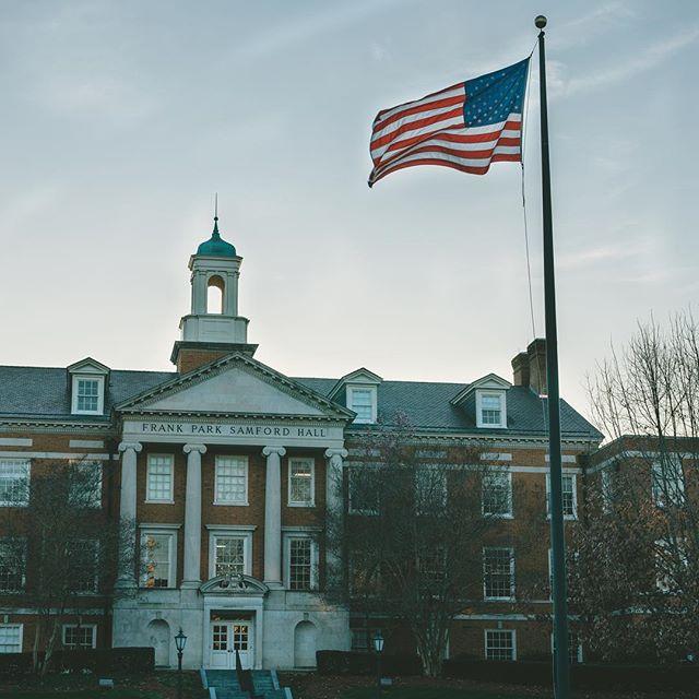 Instagram:Beautiful Samford University in Homewood #bhamnow