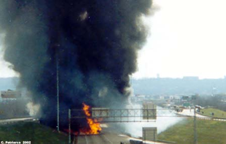 """Atlanta I-85 fire and bridge collapse reminds Birmingham of """"Malfunction Junction"""" interstate closures in the early 2000s"""