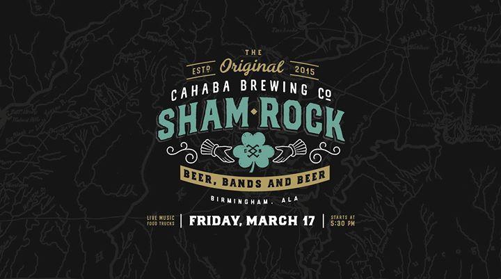 Cahaba Brewing Co St. Patrick's Day ShamROCK Birmingham Alabama