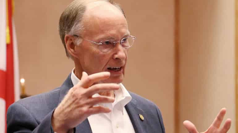 Politician intuition? Alabama lawmaker says Governor Bentley might resign.
