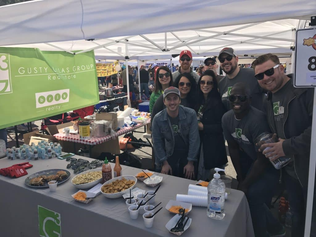 The Exceptional Foundation Chili Cook Off