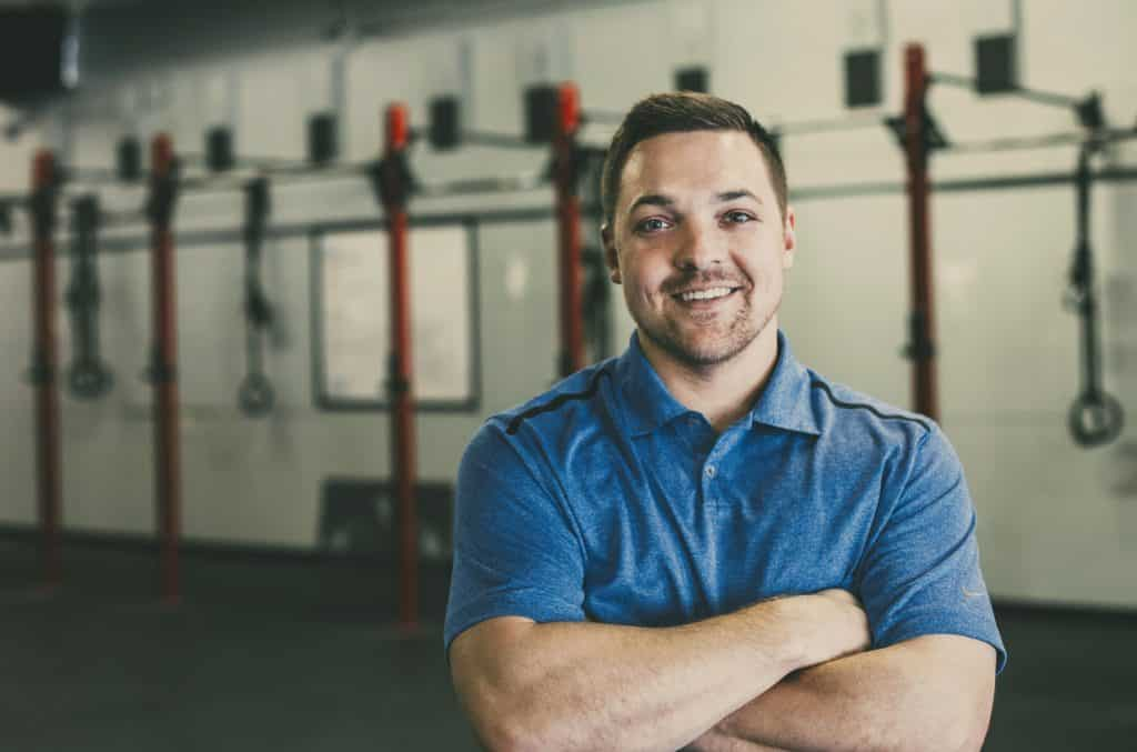 Birmingham's Matthew Ingram and his new technology with FitChalk