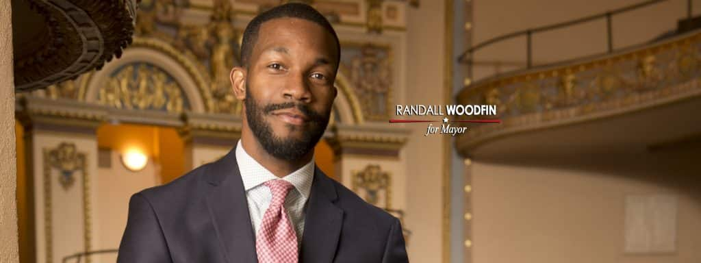 Birmingham, Alabama, mayor, candidate, election, politics, Randall Woodfin