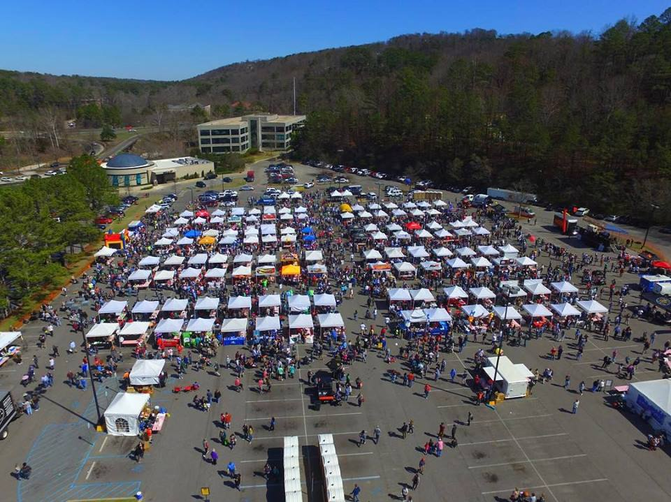 Birmingham aL Excpetional Foundation Chili Cook Off 13th Annual