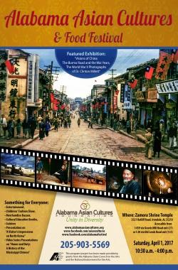 Alabama Asian Cultures & Food Festivals Birmingham AL