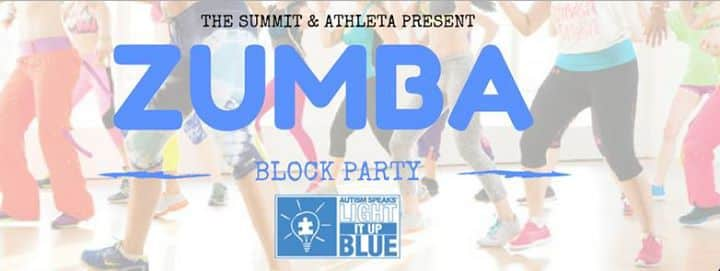 Summer Block Party with Athelta and The Summit Birmingham AL April 12-18th Top Things to Do