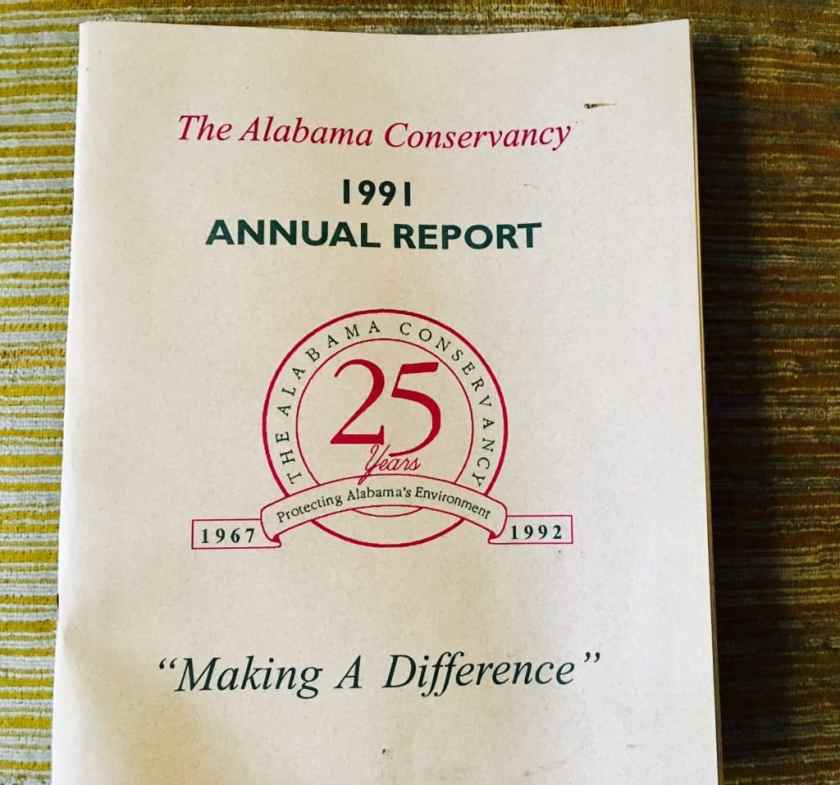 Alabama Conservancy Birmingham Alabama