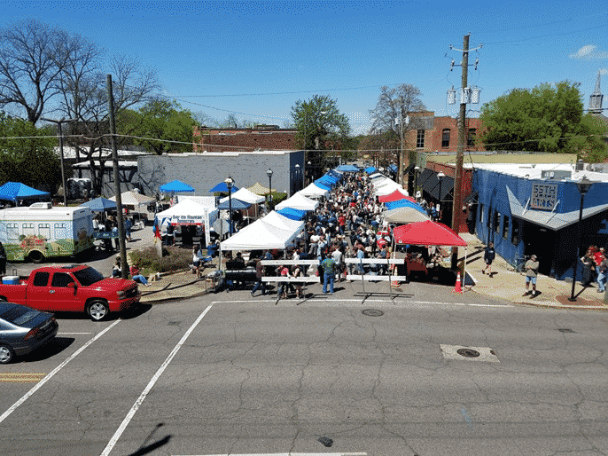 Woodlawn Street Market: A Look at the Locals Revitalizing Woodlawn
