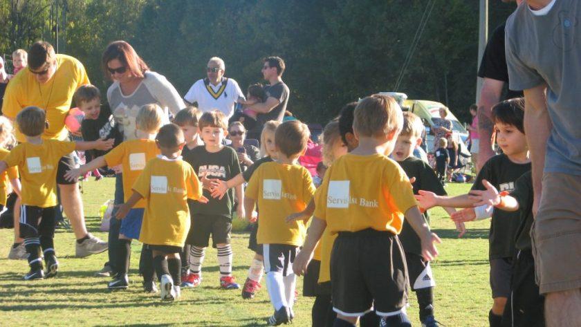 Birmingham Alabama Soccer Concussions
