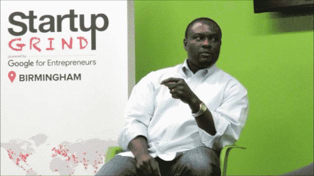 Startup Grind Birmingham features local entrepreneur Shegun Otulana, CEO of TheraNest