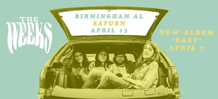 Top Things to do in Birmingham AL The Weeks with The Lonely Biscuits at Saturn