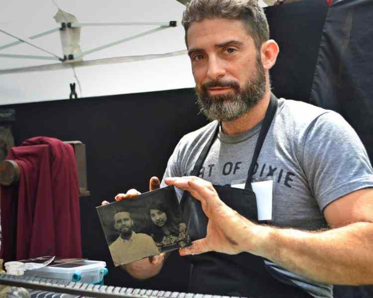 Erick Forsyth - Magic City Art Connection Artists