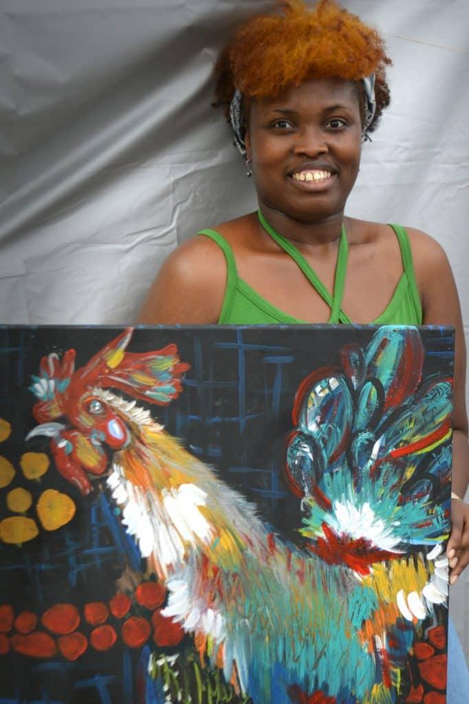 Amber Orr - Magic City Art Connection Artists