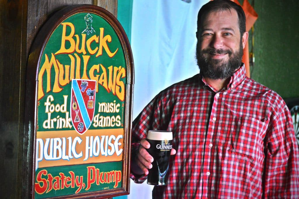 Small Business Monday – Spotlight on Buck Mulligan's