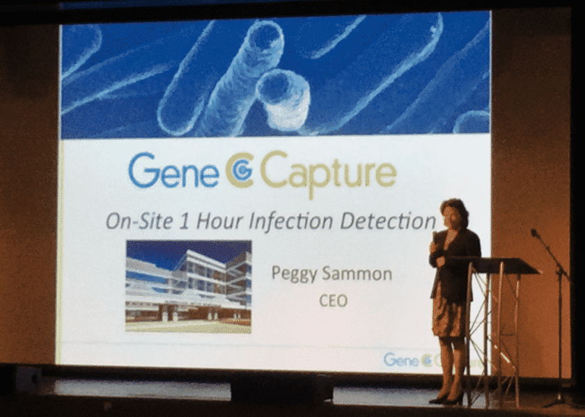 GeneCapture ∙ Peggy Sammon