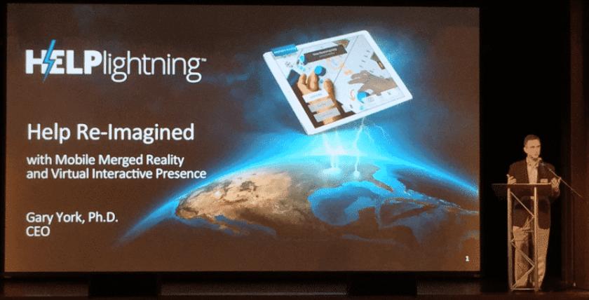 Help Lightning ∙ Gary York