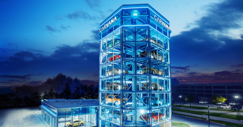Rendering of Carvana Development