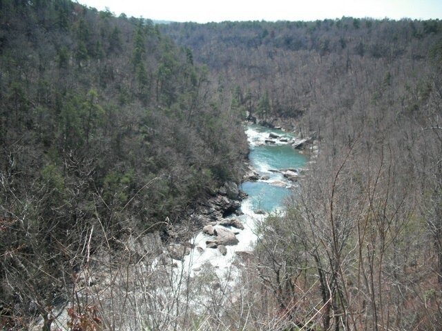 Little River Canyon Alabama