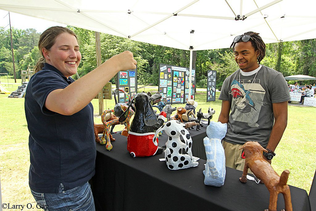Fultondale's Black Creek Arts Festival is Tomorrow!